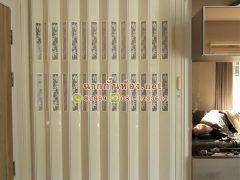 ฉากกั้นห้องทึบแบบญี่ปุ่น ลาดพร้าว